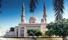 Jumeirah Mosque | Sightseeing & Attraction in Dubai