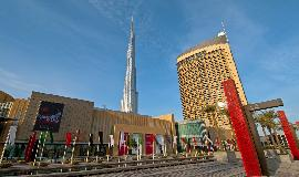 Dubai Mall | Sightseeing & Attraction in Dubai