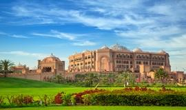 Emirates Palace | Sightseeing & Attraction in Abu Dhabi