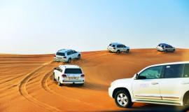 Abu Dhabi: Desert Safari with BBQ Dinner | MyHolidaysAdventures